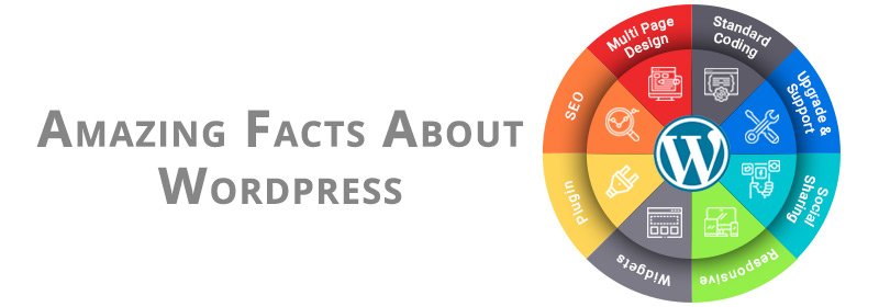Amazing facts about wordpress